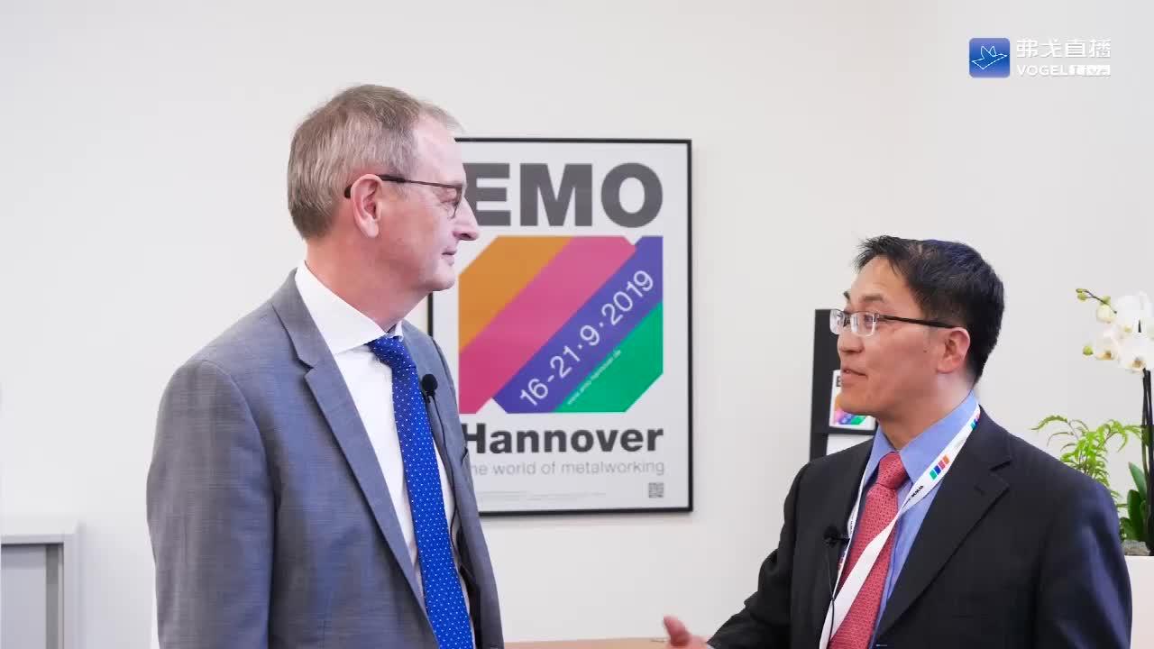 专家点评-Wilfried Schaefer博士 德国机床制造商协会(VDW)总经理