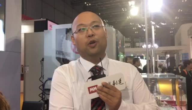 哈斯销售支持工程师赵彬先生