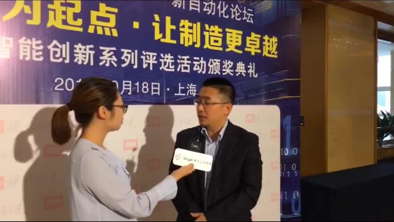 【采访】史文祥,台达集团,中达电通变频器产品处总监