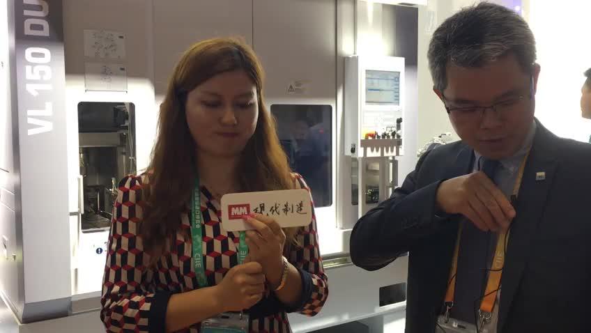 林劲 埃马克(中国)机械有限公司太仓分公司 营销总监