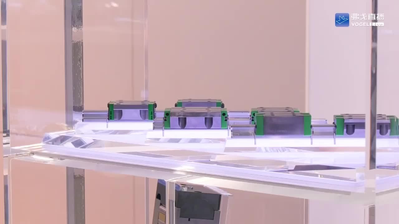 EMO2019舍弗勒展台亮点介绍:王海先生 舍弗勒大中华区工业自动化业务单元总监