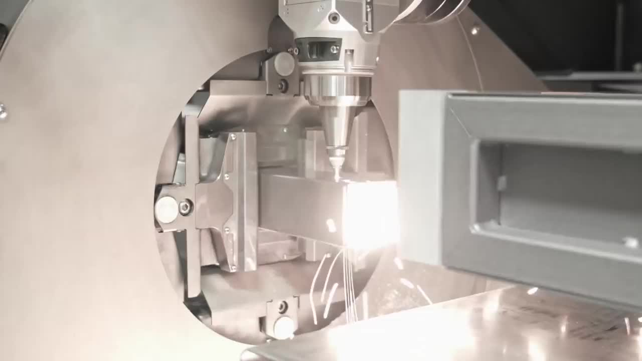 BLM集团LT8.10管材激光切割设备