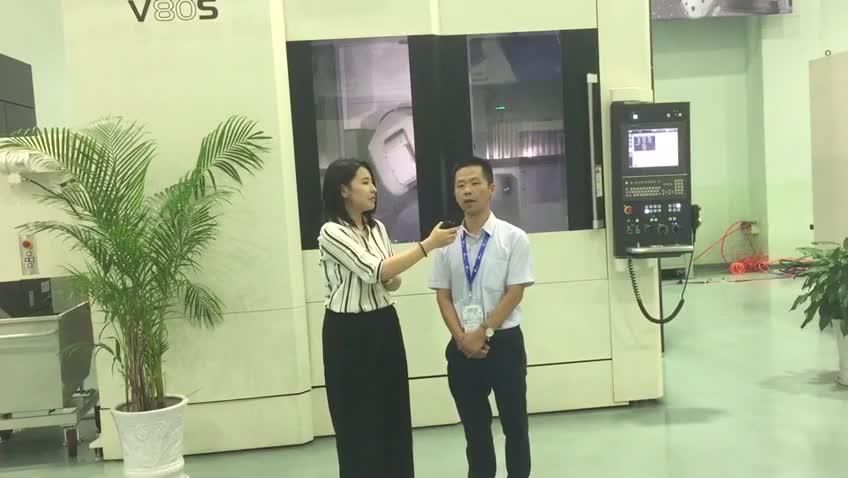 【用户声音】江阴精力模具工程有限公司加工部经理王金刚先生