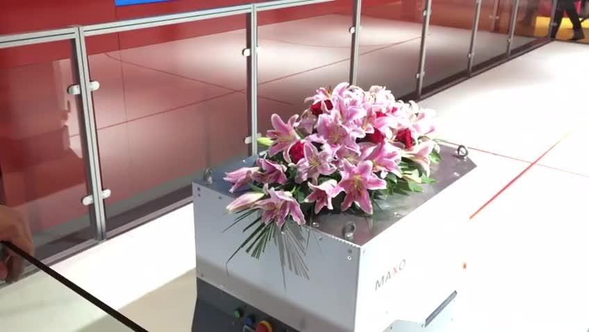 【SEW展品介绍】SEW-传动设备(天津)有限公司电子产品与技术中心经理 靳弃疾先生
