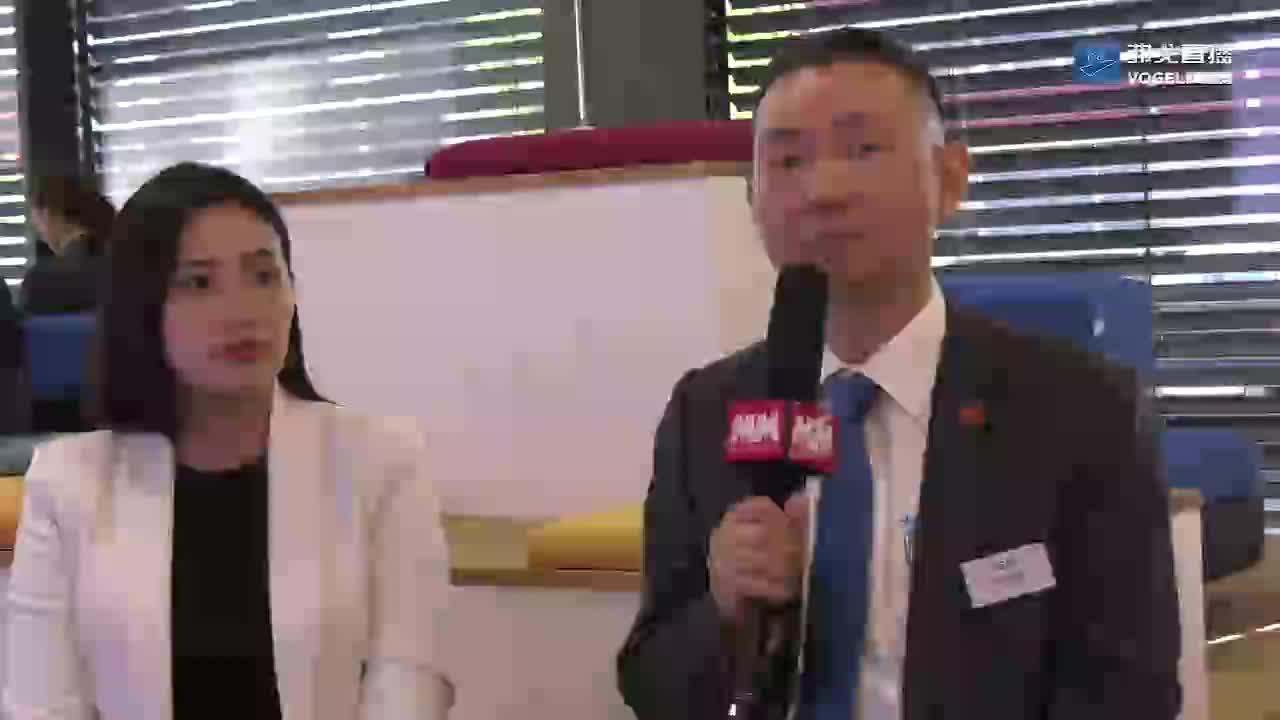 【高端访谈】陈以祥先生 GF加工方案中国区营销总裁