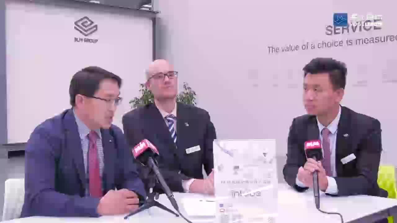 BLM集团中国总经理马安卓先生接受采访