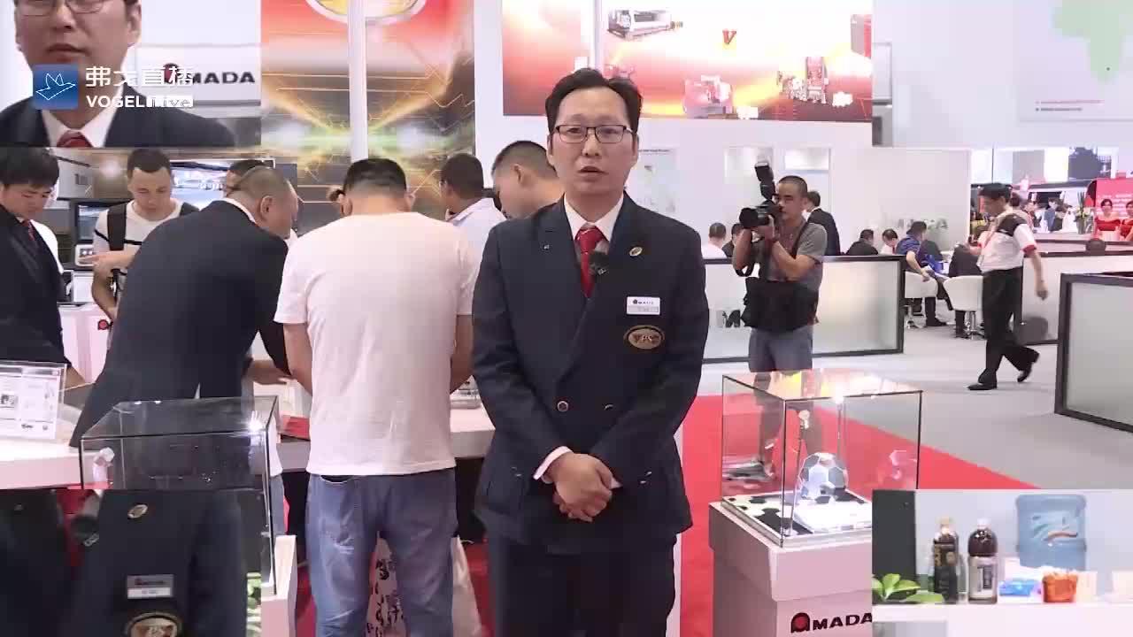 天田自动化和激光技术