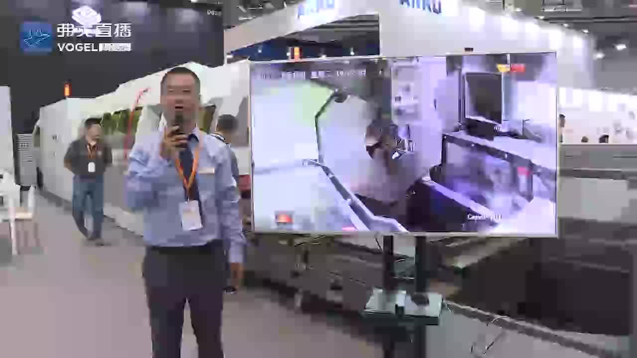 BLM激光切管技术