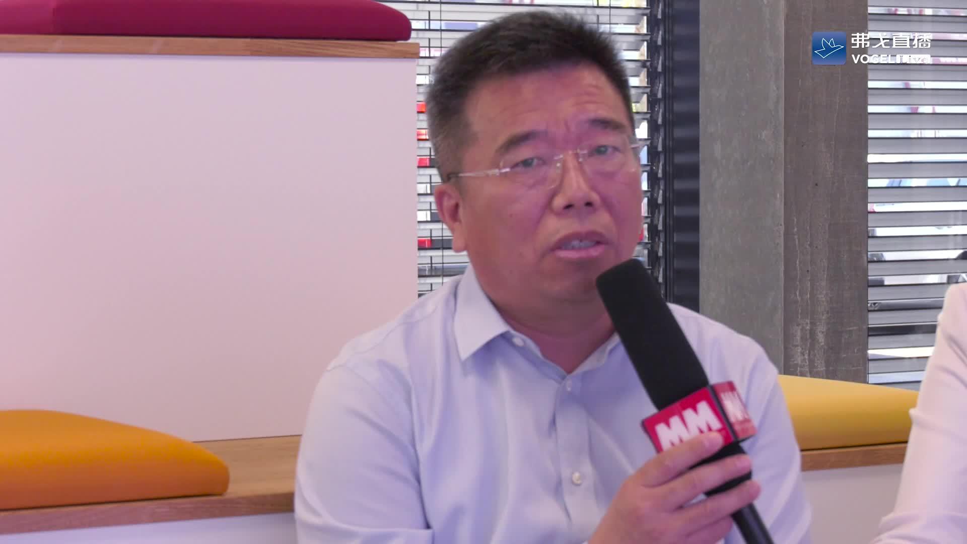 【用户声音】倪利平先生 太仓久本机械有限公司总经理