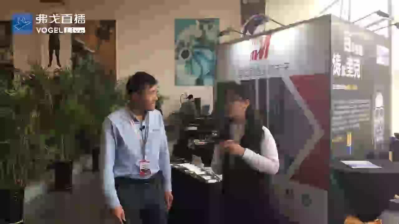 【合作伙伴】邓仁强 CNC software 中国服务中心应用技术部经理接受主播采访