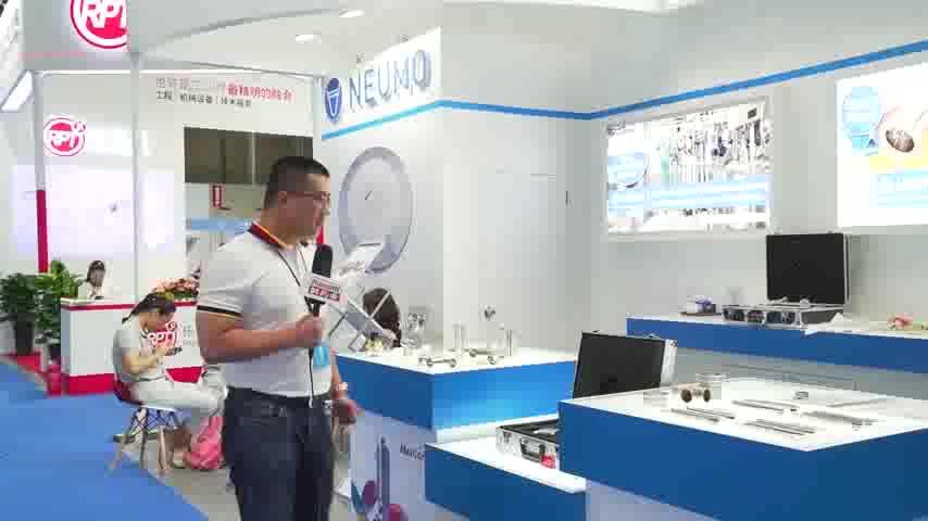 访诺戈(上海)贸易有限公司特材产品负责人方耀萱先生