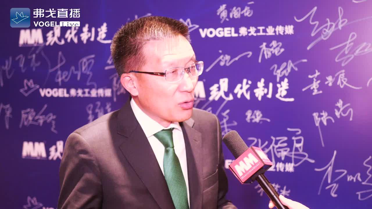 王贵轩博士 舍弗勒大中华区工业事业部总裁