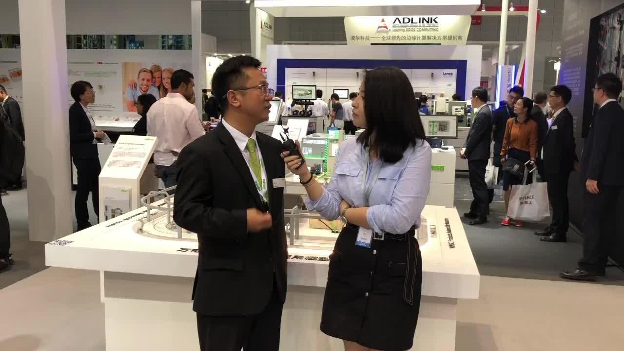 【现场采访】刘楠总经理—万可电子(天津)有限公司 销售及市场总经理