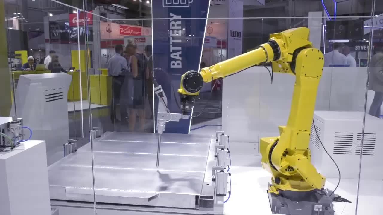 【马波斯在电动汽车行业应用、智能测量解决方案以及智能监控】马波斯高伟