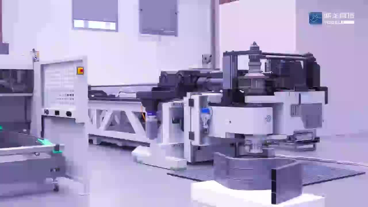 LT8.20激光切管机和ELECT弯管机