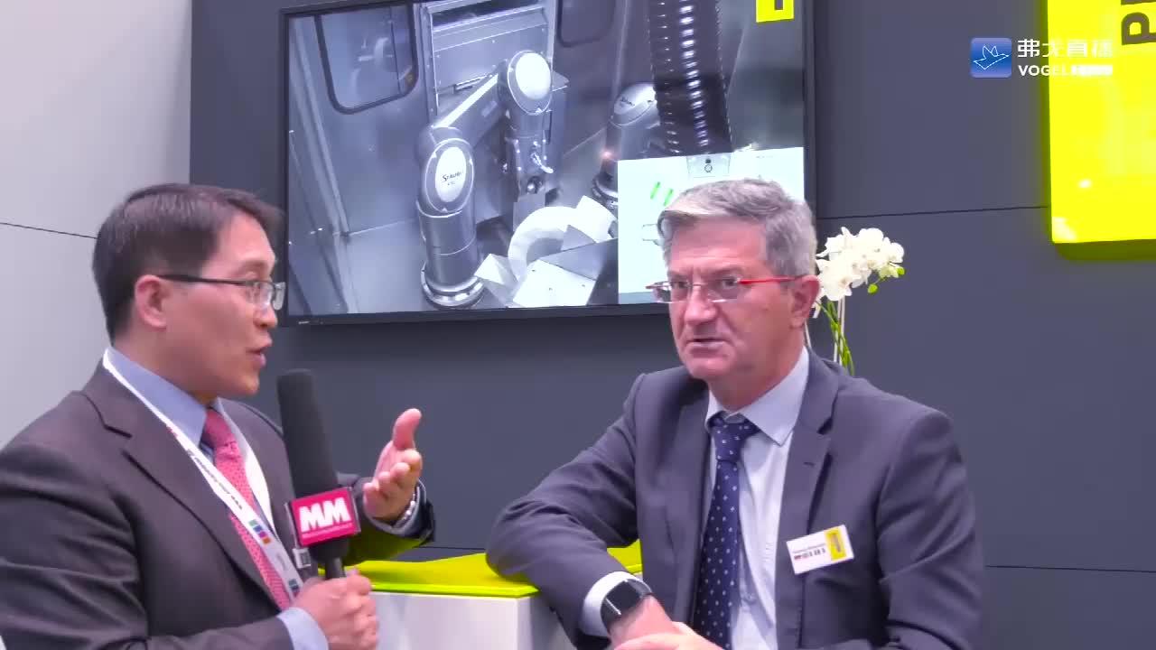 高端访谈-瑞士精机:Mr. Vincenzo Bonavoglia 瑞士精机公司全球销售总监