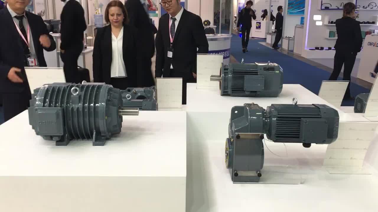 宁波东力传动设备有限公司总经理 宋和涛展品介绍