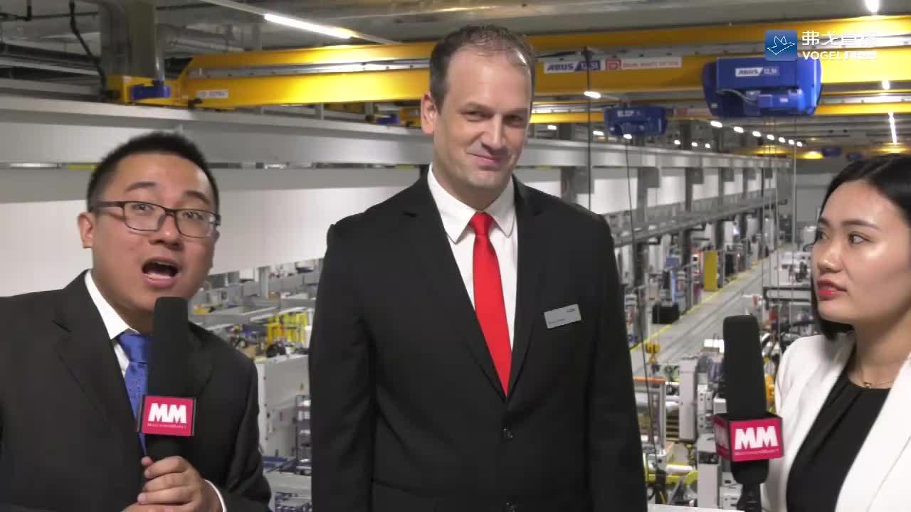 【高端访谈】Mr. Vincent Mohni GF加工方案铣削技术工厂总监